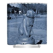 Sagamihara Asamizo Park 7e Shower Curtain