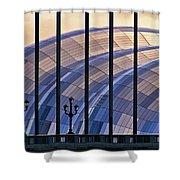 Sage Gateshead Shower Curtain