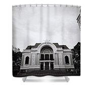 Saigon Opera House Shower Curtain