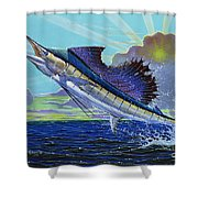Sail Away Off0014 Shower Curtain