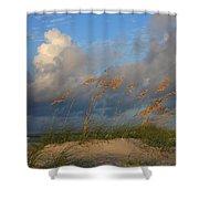 Sailboat Wrightsville Beach North Carolina  Shower Curtain