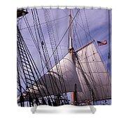 Sails Ready Shower Curtain