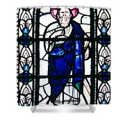 Saint Andrew Shower Curtain