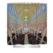 Saint Bridgets Church Shower Curtain