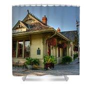 Saint Charles Station Shower Curtain