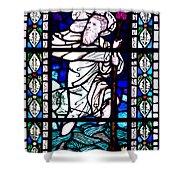 Saint Christopher Shower Curtain