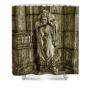 Saint Denis Shower Curtain