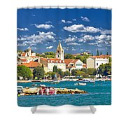 Saint Filip And Jacob Coast View Shower Curtain
