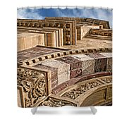 Saint Francis Cathedral #1 Shower Curtain