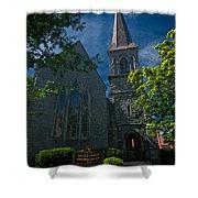 Saint James Episcopal Church Shower Curtain