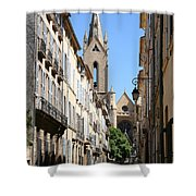 Saint Jean De Malte - Aix En Provence Shower Curtain