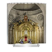 Saint Joseph Cathedral Shower Curtain