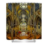 Saint Malachy The Actors Chapel  Shower Curtain