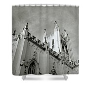 Saint Paul Cathedral In Cathedral Shower Curtain