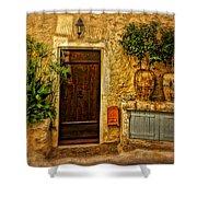 Saint Paul De Vence France Dsc02357 Shower Curtain