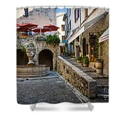 Saint Paul Square Shower Curtain