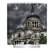 Saint Pauls Cathedral Shower Curtain