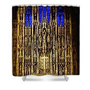 Saint Thomas Church  Shower Curtain
