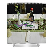 Saint Urhos Day 2013 Shower Curtain