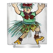 Sales Fairy Dancer 2 Shower Curtain