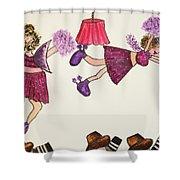 Sales Fairy Dancer 5 Shower Curtain