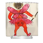 Sales Fairy Dancer 1 Shower Curtain