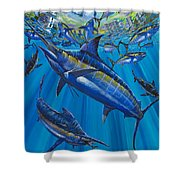 Salinas Off006 Shower Curtain
