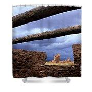 Salinas Pueblo Mission Abo Ruins 5 Shower Curtain