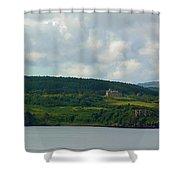 Saling Northern Scotland 3 Shower Curtain