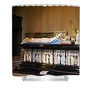 Salle De Gardes - Palace Dijon Shower Curtain
