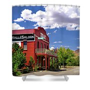 Saloon - Dayton - Nevada Shower Curtain