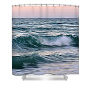 Salt Life Square Shower Curtain by Laura Fasulo