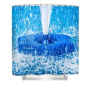 Salute To Spring Shower Curtain