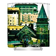 Salvation's Not Lost Shower Curtain