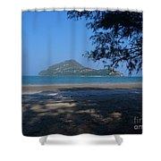 Sam Roi Yod Beach 03 Shower Curtain