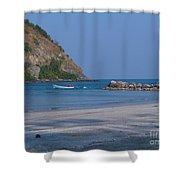 Sam Roi Yod Beach 05 Shower Curtain