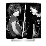 Sammy And Gary Shower Curtain