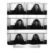 Sammy Hagar-gp18 Shower Curtain