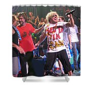 Sammy Hagar And The Wabos Cabo Wabo Shower Curtain