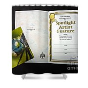 Sample Certificate For Wfs Shower Curtain