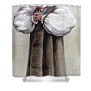 Samuel Wilberforce (1805-1873) Shower Curtain
