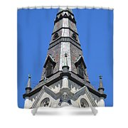San Antonio Chuch 01 Shower Curtain