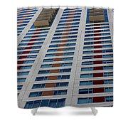 San Antonio - Hotel Shower Curtain