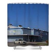 San Bernardino Shower Curtain