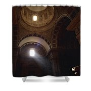 San Biaggio Cathedral Shower Curtain