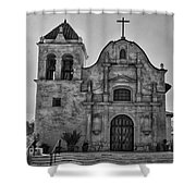 San Carlos Cathedral 2 Shower Curtain
