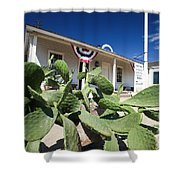 San Diego Union - Old Town Shower Curtain