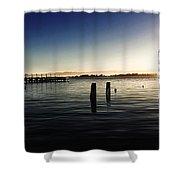 San Francisco Bay Shower Curtain
