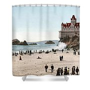 San Francisco Cliff House 1902 Shower Curtain