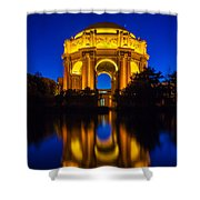 San Francisco Palace Of Fine Arts Shower Curtain